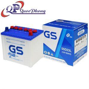 BÌNH GS 55D23L (12V-60AH)