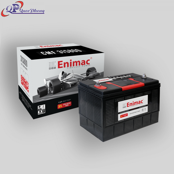 Ắc quy Enimac CMF 31S800 (12V, 100AH)