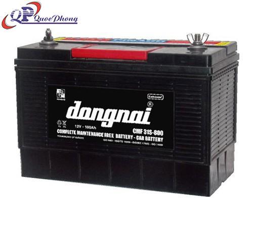 ẮC QUY ĐỒNG NAI CMF 31S800 (12V, 100AH)