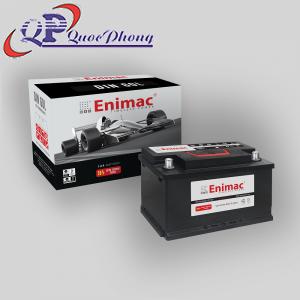 Ắc quy Enimac CMF DIN60 (12V, 60AH)