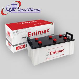 Ắc quy Enimac N120 (12V, 120AH)