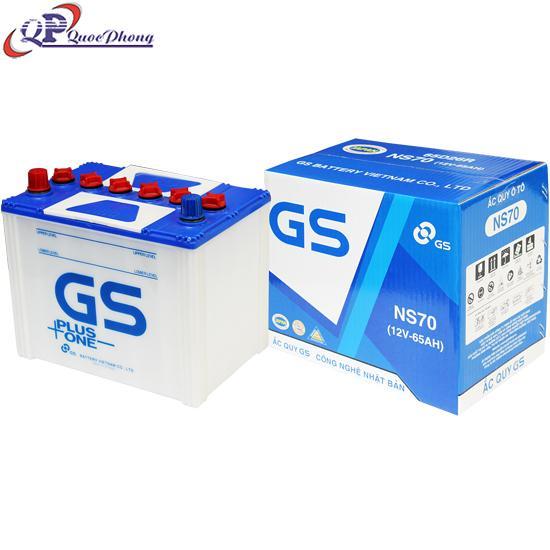BÌNH GS NS70 (12V-65AH)