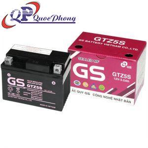BÌNH MF GTZ5S (12V-3.5AH)