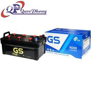 BÌNH GS N200 (12V-200AH)