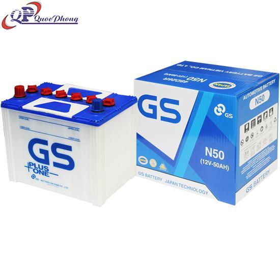 BÌNH GS N50 (12V-50AH)