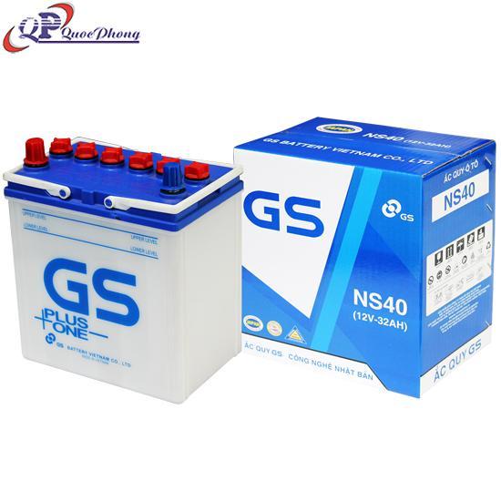 BÌNH GS NS40 (12V-32AH)