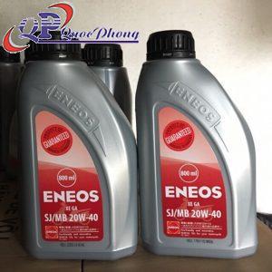 Nhớt ENEOS MB 20W40-0.8L (xe ga)