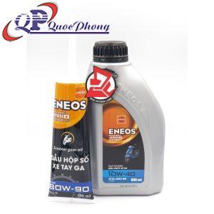 Nhớt ENEOS MB  10W-40  0.8L (XE GA MỚI)