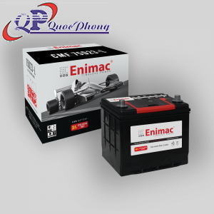 Ắc Quy Enimac CMF 75D23L (12V, 65Ah)