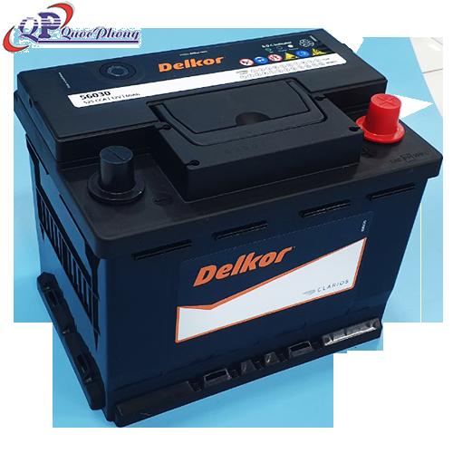 Ắc Quy Delkor DIN 56030